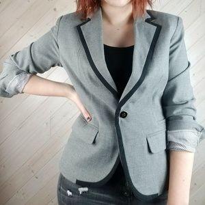 Merona | Warm Contast Lined Blazer